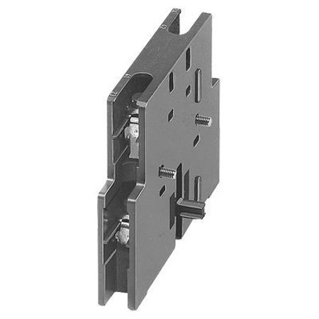 3TY6561-1A 10A 1NO-1NC Left Mount Contactor Auxiliary Contact Block