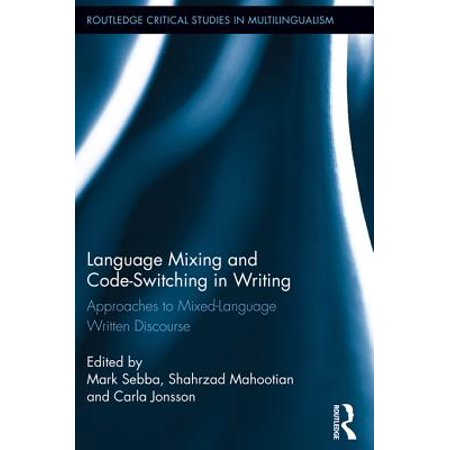Language Mixing and Code-Switching in Writing - (Examples Of Code Mixing And Code Switching)