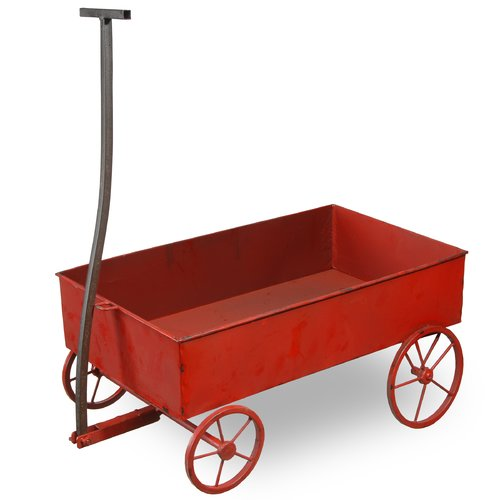 """21"""" Red Wagon"""