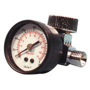 REGULATOR AIR WITH GAUGE