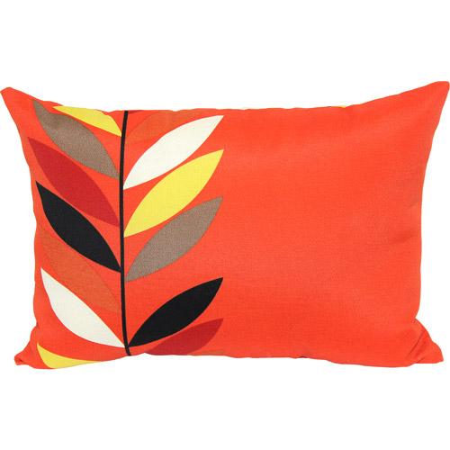 Mainstays Outdoor Toss Pillow, Bean Stalk