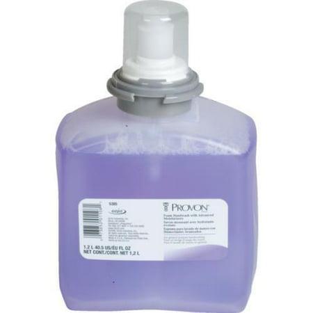 1,200 Ml Provon Tfx Foam Hand Wash With Advanced Moisturizer Cranberry