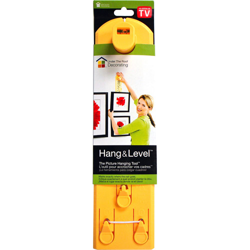 Hang & Level Picture Hanging Tool
