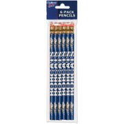 American Logo Products Montana State Bobcats Pencils, 6 Pack