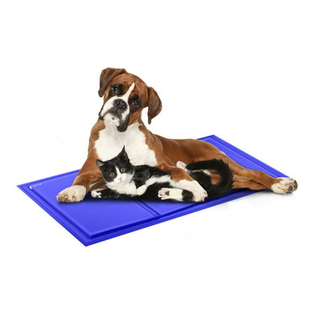 isYoung Pet Cooling Mat Pad for Dog and Cat (19.7