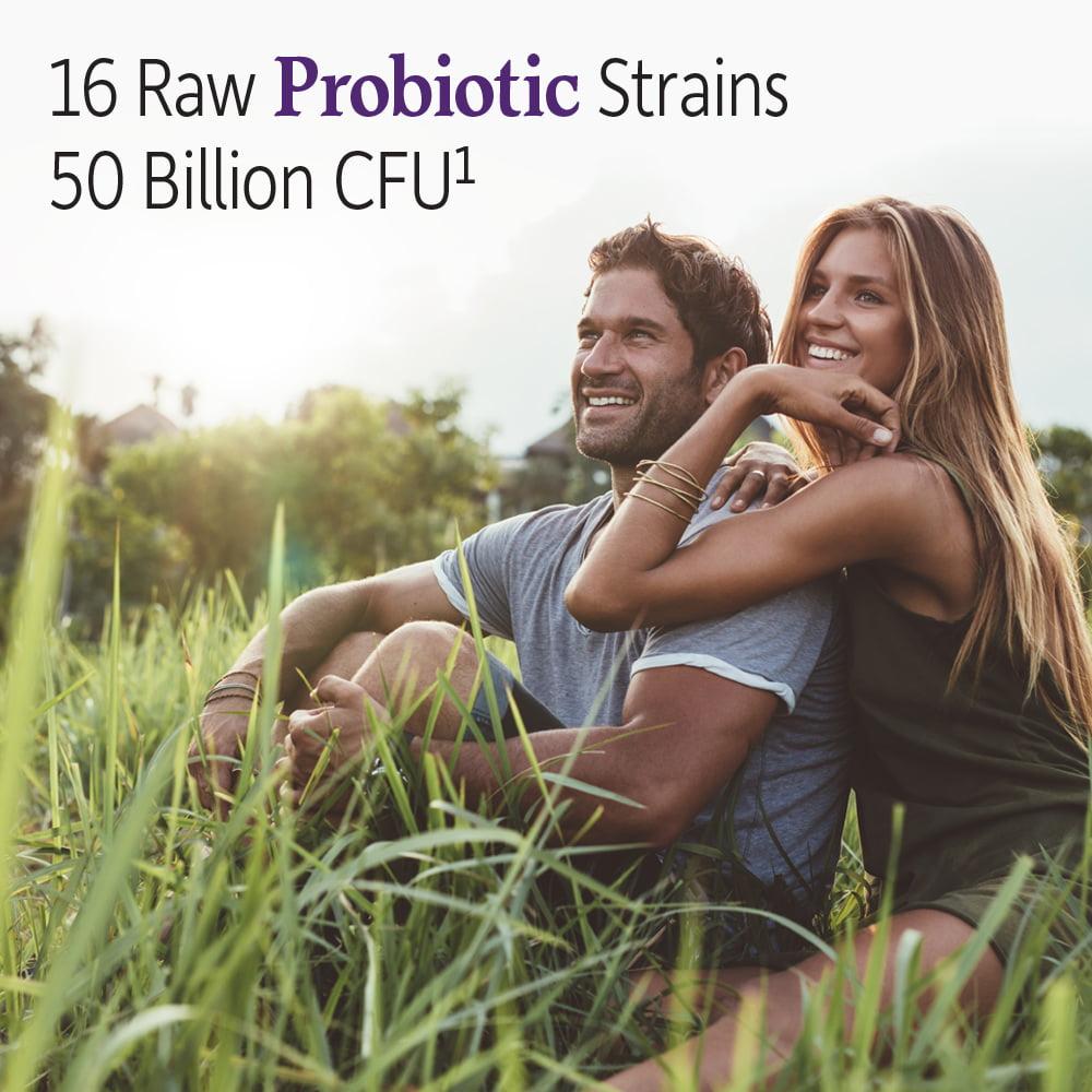 Garden Of Life Dr Formulated Probiotics Mood Shelf Stable 60 Capsules Walmart Com Walmart Com