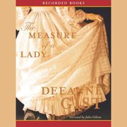 The Measure of a Lady - Audiobook