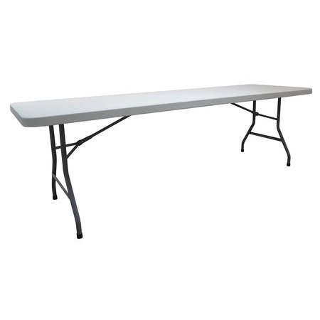 Value Brand Rectangle Folding Table, 30