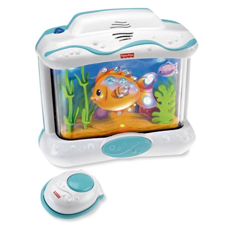 Fisher price ocean wonders aquarium for Fisher price fish bowl
