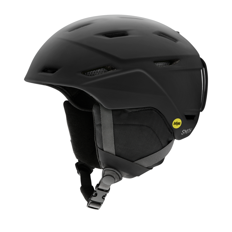 L Smith Optics Session MIPS Helmet Matte Black