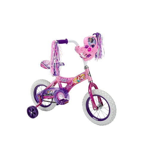 Girls 12 inch Huffy Disney Princess Bike by Huffy