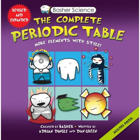 Basher Science: The Complete Periodic Table : All the Elements with Style!