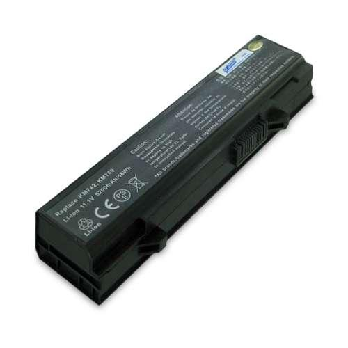 Battery Biz B-5093 Laptop Replacement Battery - For Dell Latitude KM769 312-0769, Li-on, 11.10 Voltage, 6 Cell Capacity