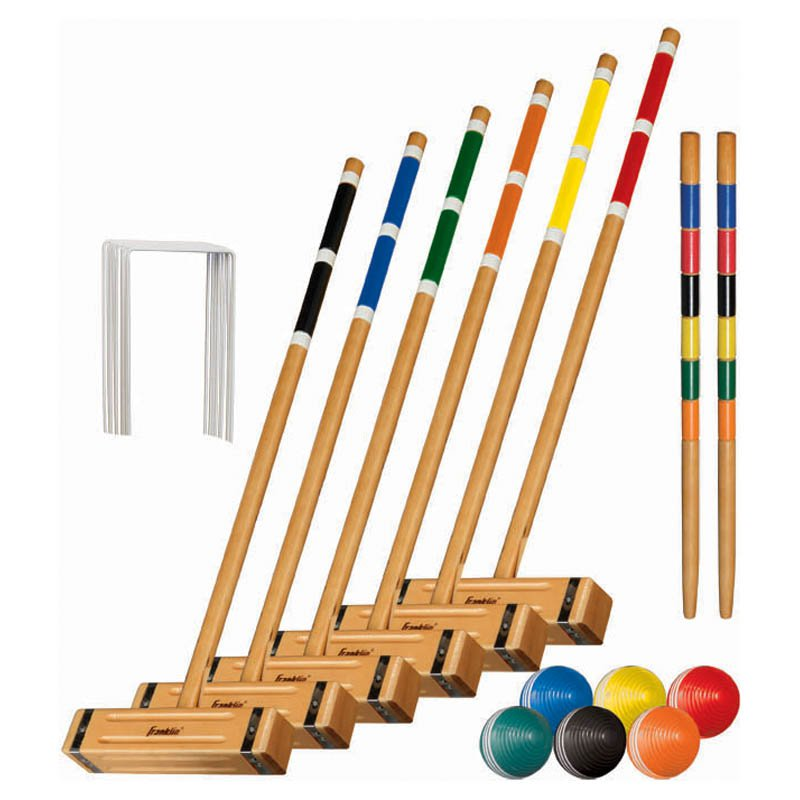 Franklin Classic Croquet Set