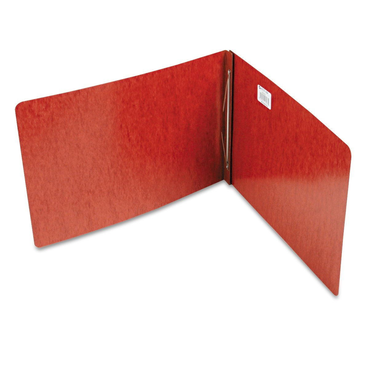 ACCO Pressboard Report Cover, Side Bound, Tyvek Reinforced Hinge, 11 x 17 Inch Sheet Size, 8.5 Inch Centers, Red (A7047078A), Durable 20 point pressboard.., By ACCO Brands From USA