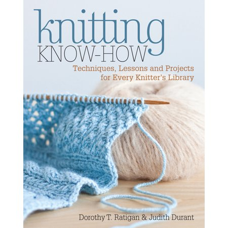 Knitting Know-How : Techniques, Lessons and Projects for Every Knitter's Library - Halloween Project Lesson Plan