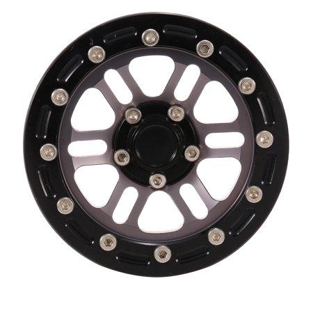 "4pcs 1/10 Metal Alloy 1.9"" Wheel Rim Beadlock for 1/10 Traxxas HSP Redcat Tamiya Axial SCX10 D90 Hpi 4WD RC Crawler Car - image 7 of 7"