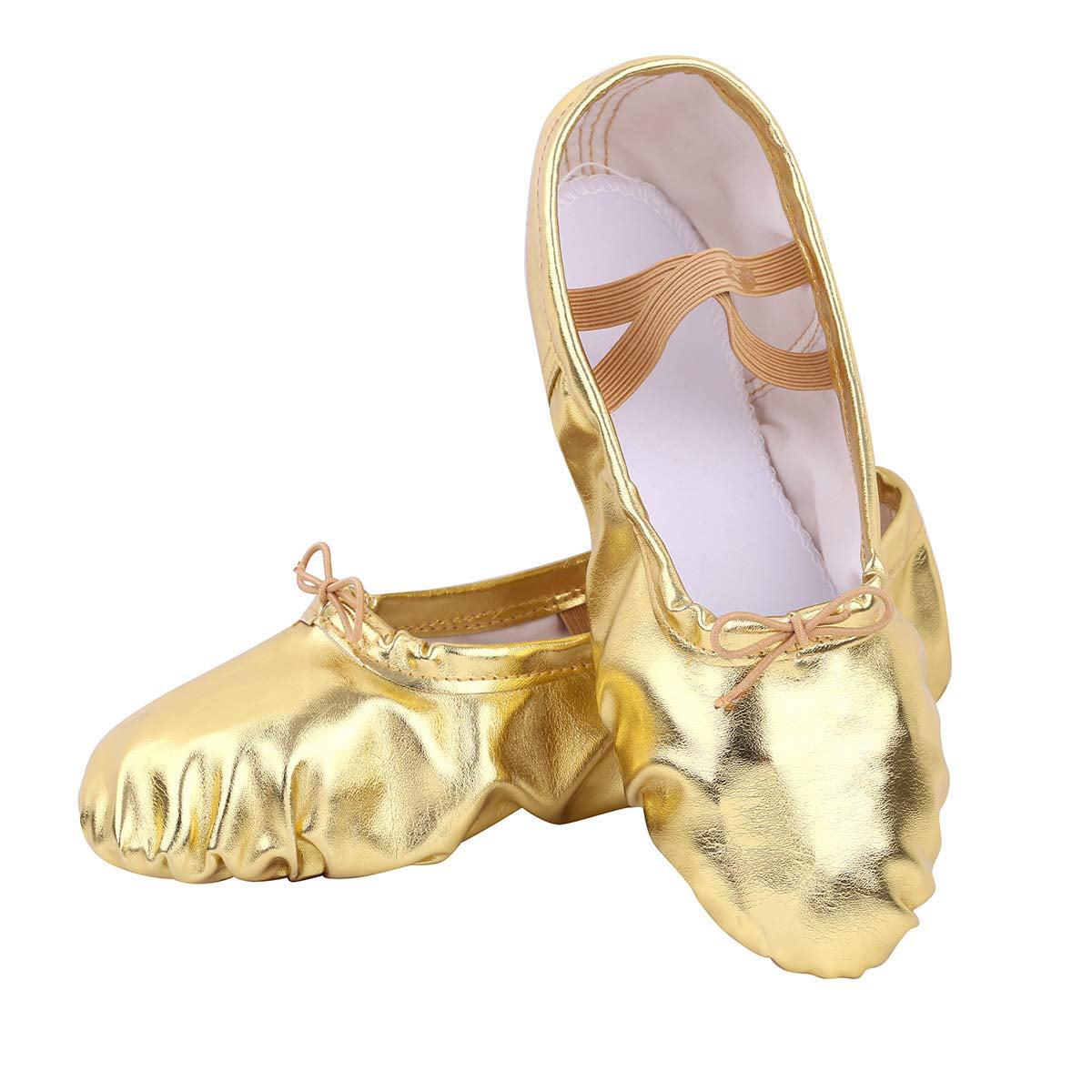 Girls' Ballet Shoes - Walmart.com