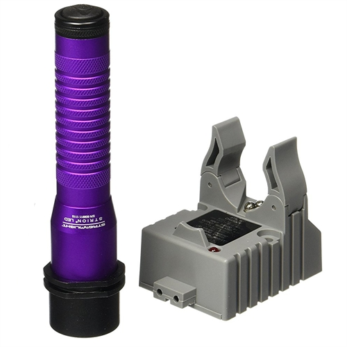 Streamlight STRION C4 LED Purple Piggyback SG74362