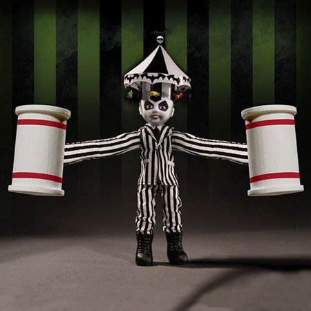 Beetlejuice Living Dead Dolls Showtime Beetlejuice 10
