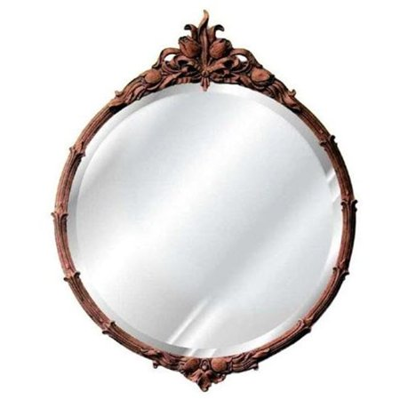 HMH 6025VBZ Tulip Mirror Bronze Old World Finish