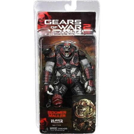 Neca Gears Of War (NECA Gears of War 2 Series 6 Boomer Mauler Action Figure )