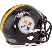 469164f21ad Product Image Antonio Brown Pittsburgh Steelers Autographed Riddell Speed  Mini Helmet - Fanatics Authentic Certified