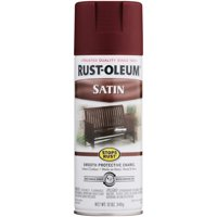 (3 Pack) Rust-Oleum® Stops Rust® Satin Spray Paint 12 oz. Aerosol Can