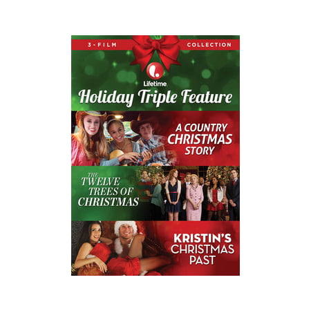 lifetime holiday triple feature dvd - Country Christmas Movie