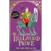 The Lily-Livered Prince - eBook