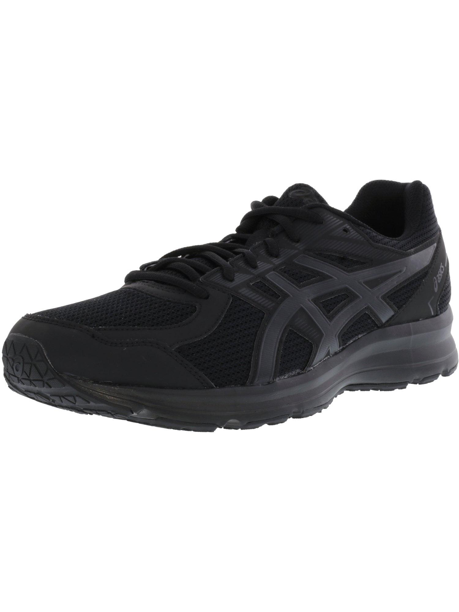 Asics Men's Jolt Black / Onyx Ankle-High Running Shoe - 10WW