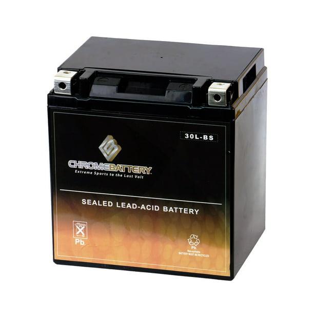 PowerStar Replaces YTX30L-BS Battery for POLARIS 700 Ranger 4x4 2007