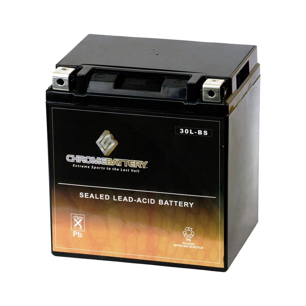 YTX30L-BS Battery for POLARIS 500 Ranger 4x4 1999