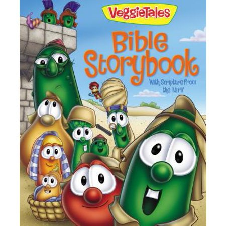 VeggieTales Bible Storybook : With Scripture from the NIRV for $<!---->