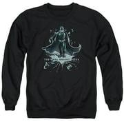 Dark Knight Rises Break Through Mens Crewneck Sweatshirt