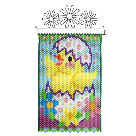 Herrschners® Easter Surprise Beaded Banner Kit - Surprise Banner