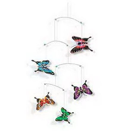 MAJESTIC BUTTERFLY MOBILE (30IN.)