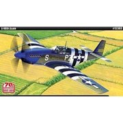 ACA12303 1:48 Academy P-51B MustangBlue Nose [MODEL BUILDING KIT]