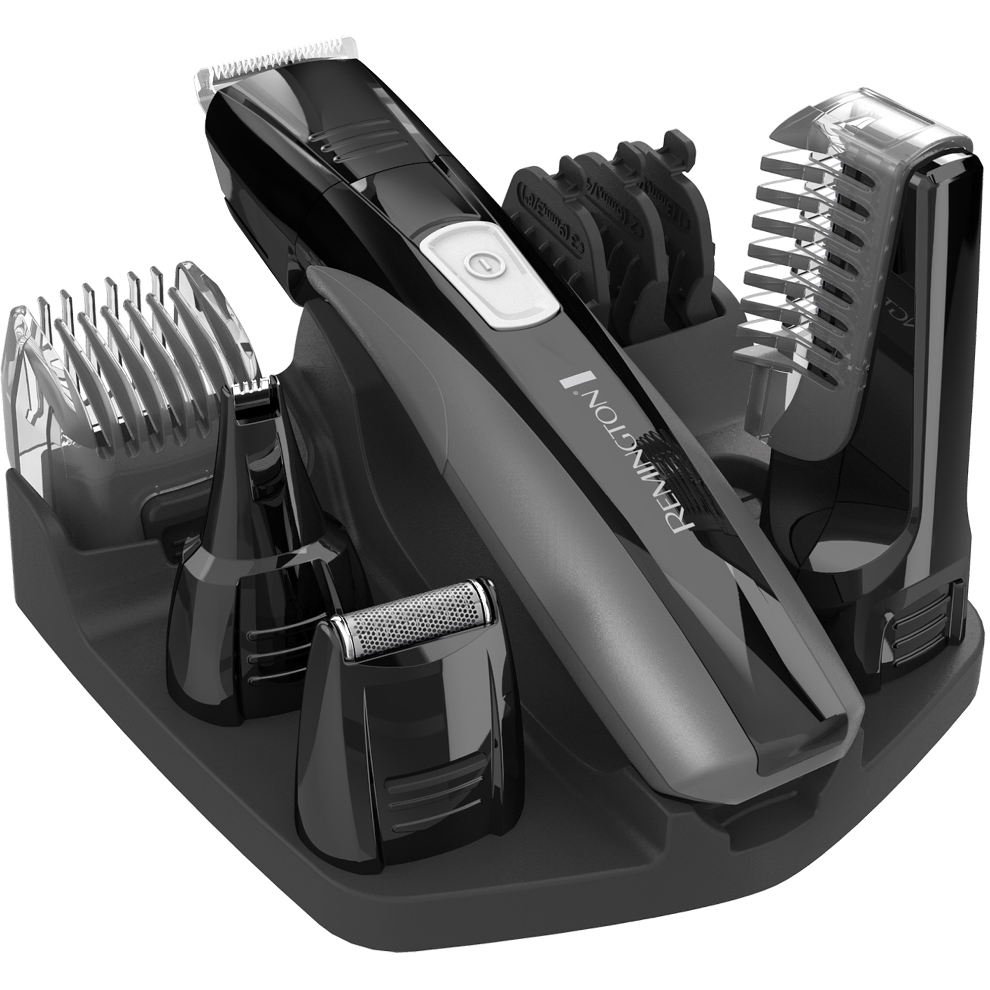 Remington Lithium Power Series Head-To-Toe Grooming Kit