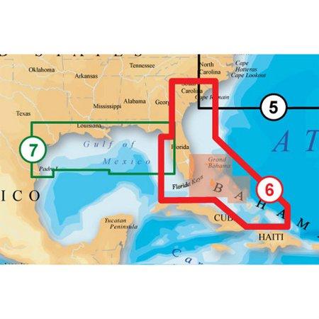 Navionics Platinum Plus Southeast And Bahamas Msd 906pp Sd Us Map