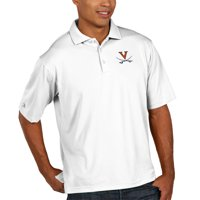 Virginia Cavaliers Antigua Xtra Lite Big & Tall Polo - White