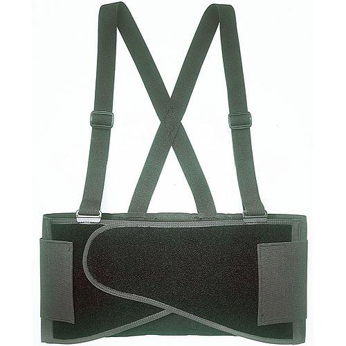 Custom Leathercraft 5000L Large Elastic Back Support Belt
