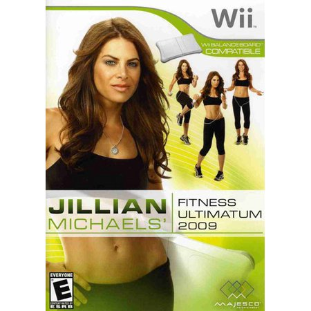 Jillian Michael Fitness Ultimatum 09 for Nintendo