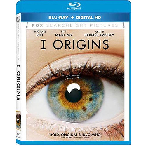 I Origins (Blu-ray   Digital HD) (Widescreen)