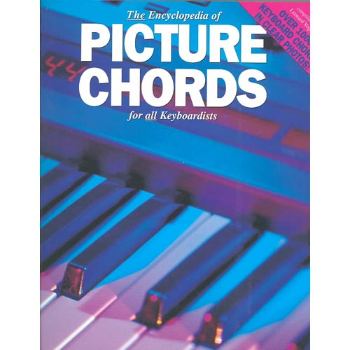 Encyclopedia of Picture Chords for All Keyboards