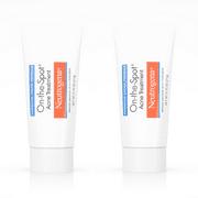 (2 Pack) Neutrogena On-The-Spot Acne Treatment with Benzoyl Peroxide, 0.75 oz