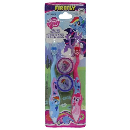 New 820295  Firefly My Little Pony Toothbrushes 2Pk (24-Pack) Toothbrush Cheap Wholesale Discount Bulk Health & Beauty Toothbrush Sponge And Such](Firefly Wholesale)