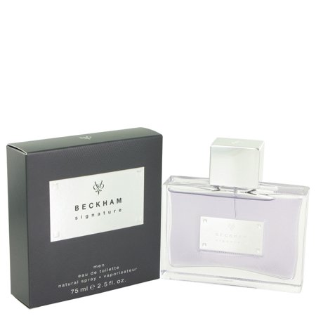 - Signature for Him Eau De Toilette Spray 2.5 oz For Men 100% authentic perfect as a gift or just everyday use