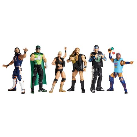 "WWE Elite Figure Collection 6"" figure (Styles May Vary)"