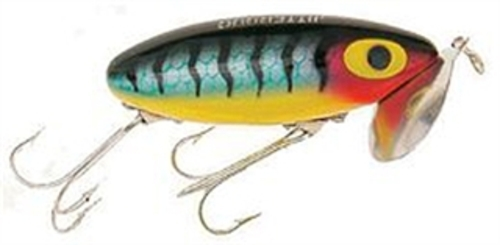 G600 Arbogast Jitterbug 3 8 oz Perch Fishing Lure by Arbogast
